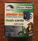 Power Glide Power Glide Noun Pack Flash Cards with Audio CDs Spanish 6 language