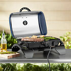Electric Grill Portable Outdoor Tabletop Grills BBQ Camping Barbecue Non Stick