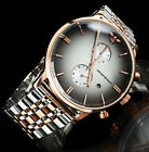 NEW EMPORIO ARMANI CHRONOGRAPH DATE TWO-TONE STAINLESS STEEL MEN'S WATCH AR1721
