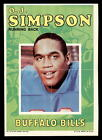 O.J. Simpson Cards, Rookie Card and Autographed Memorabilia Guide 3