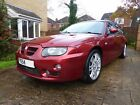 2004 MG ZT T CDTi+ BMW engine nightfire red 135k miles MOT SOME FAULTS
