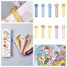 30pcs Cute Animal Paper Bookmarks Book Holder Stationery School Library Supplies