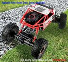 Remote Control Car RC 4WD MONSTER TRUCK High Speed OffRoad Vehicle Boy Gift SALE