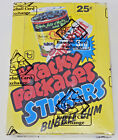 1980 TOPPS WACKY PACKAGES SERIES 3 WAX BOX OF 36 SEALED PACKS BBCE SEALED