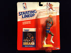 1988 SLU Starting Lineup GERALD WILKINS Knicks Nice shape, Clear Bubble!