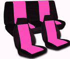 1987 2002 CAR SEAT COVERS JEEP WRANGLER TJ or YJ Choose Your Combo Discount