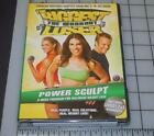 The Biggest Loser The Workout Power Sculpt DVD 2007 Brand New
