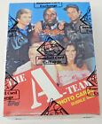 1983 TOPPS A-TEAM VINTAGE WAX BOX 36 SEALED PACKS BBCE AUTHENTIC SEALED MR. T