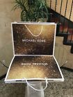 Michael Kors Holiday Collection Empty Paper Large Gift Retail Shopping Bag