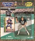 Roger Staubach #12 Dallas Cowboys 1999-2000 Starting Lineup Figure Collectible