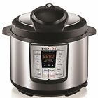 Instant Pot LUX60 V3 6 Qt 6-in-1 Muti-Use Programmable Pressure Cooker Slow Rice