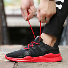 Mens Athletic Running Shoes Outdoor Trainers Sports Casual Sneakers Breathable