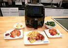 Caso 13172 Electric Low-Fat Hot Air Fryer with Advanced Hot Air Circulation Tech