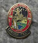 NASA Space Shuttle STS 89 Endeavour MIR Station Crew Rotation Mission Pin Badge