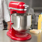 Kitchen Aid KSM8990ER Empire Red NSF 8 Qt Bowl Lift Commercial Countertop Mixer