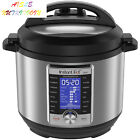 Instant Pot Ultra 6 Qt 10-in-1 Multi- Use Programmable Pressure Cooker, Slow...