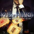 CD: Kee of Hearts [2017, Frontiers Rec.] Tommy Heart Kee Marcello *FREE shipping