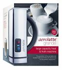 aerolatte Grande Automatic Hot or Cold Milk Frother and Cappuccino Foam Maker, S