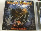 Grave Digger..Return Of The Reaper (2014)  Autographed CD