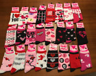 Valentine Socks Love Struck Ladies Size 9 11 NWT