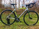 Cannondale Synapse Aluminum Disc Road Bicycle Shimano 105 Endurance Road Bike