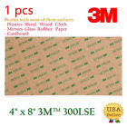 3M 300LSE Double Sided SUPER STRONG STICKY HEAVY DUTY SHEET OF ADHESIVE TAPE