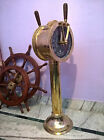 Antique Marine Brass Ships Telegraph Engine Order Collectible Decorative