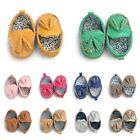0 18M Infant Baby Toddler Baby Girl Tassel Moccasin Pu Leather Shoes Anti slip