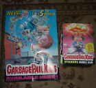 Garbage Pail Kids 5th Series Set - 1986 - 48 unopened packages, Includes Poster