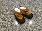 Carters Infant Boys Winter Snow Boots Size 6 9 Months