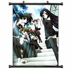 School Days Anime Game Fabric Wall Scroll Poster 32 X 45 Inches