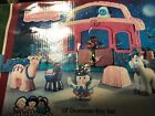 FISHER PRICE LITTLE PEOPLE LIL DRUMMER BOY SET CHRISTMAS NATIVITY 2006