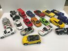 Diecast Lot of 18 various Cars 1 40 1 36 scale