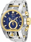 25205 Invicta Reserve Bolt Zeus Magnum 52mm Swiss Quartz Chrono Bracelet Watch