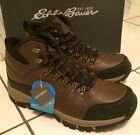 EDDIE BAUER MENS BRANDON HIKING BOOT COLOR BROWN NEW in Box MENs Size 8