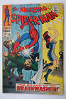 AMAZING SPIDER MAN  59 GD VG 30 1st Mary Jane cover