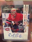 2010 11 Limited 25 Carey Price PATRICK ROY Back To The Future Auto Dual Amazing