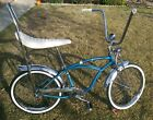 1964 USA MADE SCHWINN STINGRAY SUPER DELUXE BICYCLE