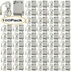 QTY 100 Home Travel Charger AC Adapter for Nintendo DSi XL 3DS LL XL LOT VI