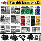 Fairing Screw Bolt Kit for Kawasaki Ninja ZX10R 2004-2010 2011 2012 2013 2014