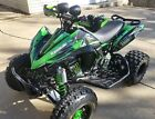 KFX 450R graphics kit by AMG Durable Pliable 24 mil thick #3333 Green