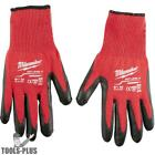 Milwaukee 48-22-8931 Cut Level 3 Dipped Gloves - Medium New