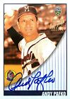 Andy Pafko Cards and Autograph Memorabilia Guide 39