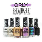 ORLY BREATHABLE Nail Polish + Treatment 06 oz Summer 2020 UPDATED