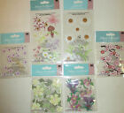 Jolees Boutique Scrapbooking Stickers Lot FLOWERS Orchids Daisies Dogwood