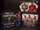 Panini Basketball Hobby Box Bundle - Limited, Contenders, Totally Certified