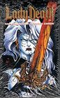 1994 LADY DEATH 1 I ALL CHROMIUM Sealed Box Autograph Clearchrome Chase Inserts