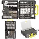 Ryobi Accessory Set complete with Drill bits & Screwdriver bits in handy...