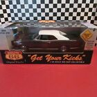 1966 Pontiac GTO118scale diecast modelRoute 66 with special collector coin