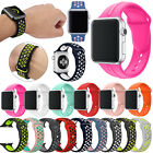 CHEAP BLUE/PINK Sports Nike Bands For APPLE iWatch 42mm/38mm Bands MENS